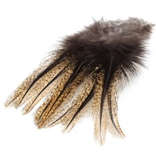Whiting Coq de Leon Feathers 12 pc Select
